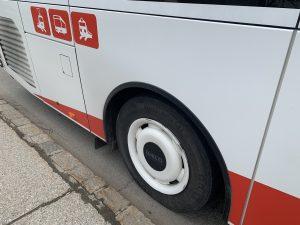 Mit den Öffi-Bus anreisen