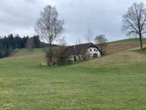 Das Haus ohne Zufahrt