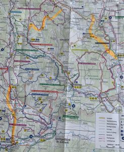 Südburgenland - Route