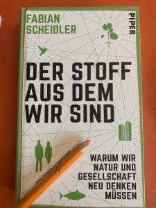 Buch Fabian Scheidler